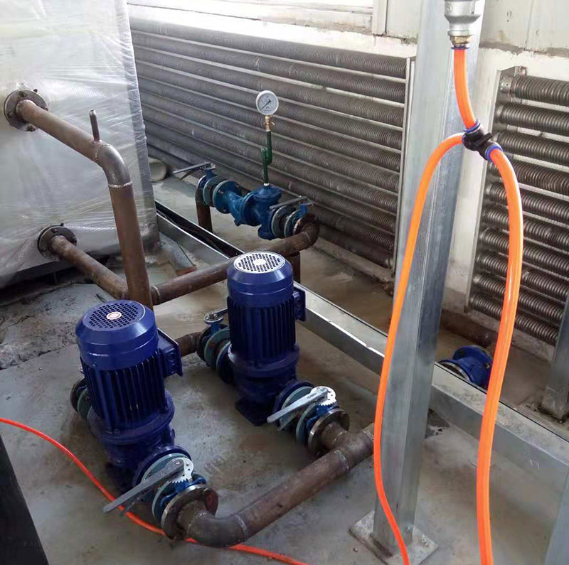 天朗艾爾壓縮機電鍋爐